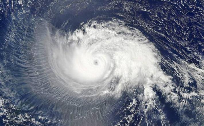 """关于台风""""山竹""""的特别天气提示"""