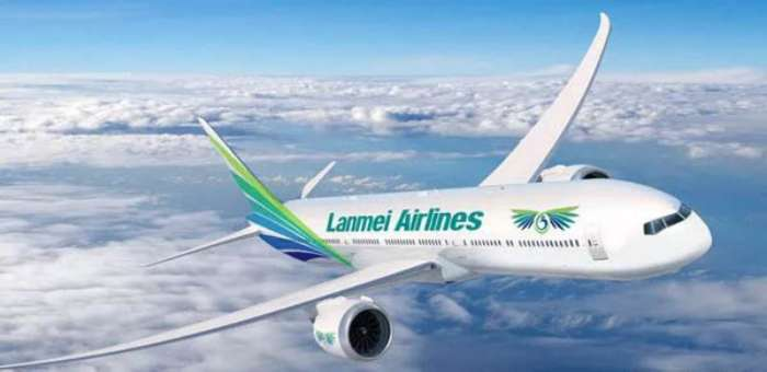 "CKSP and Lanmei Airlines combined to create ""LANMEI Pass"""